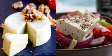 Receta de queso vegano