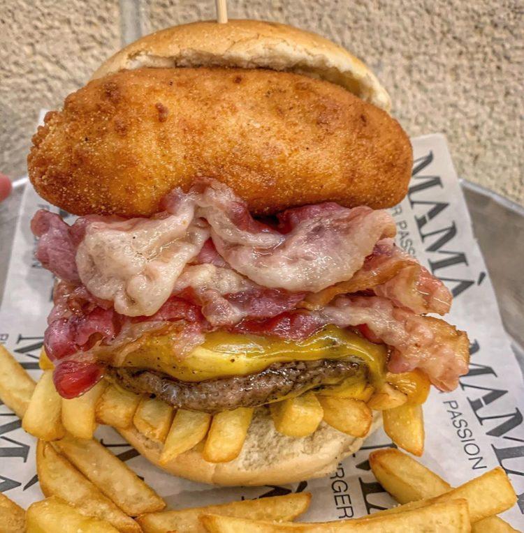 Recetas con papas fritas para hacer y combinar con hamburguesas