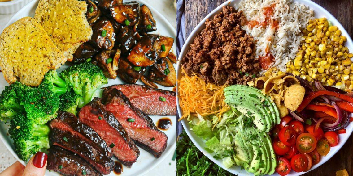 Recetas de cocina cortas y saludables con carnes rojas