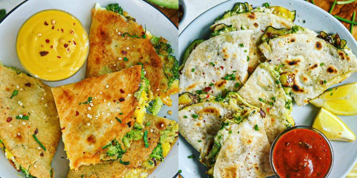 Recetas para hacer masa y quesadillas (tortillas mexicanas)
