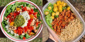 Recetas ricas y nutritivas para tus almuerzos rápidos y baratos