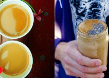 Té chai con té negro (masala chai)