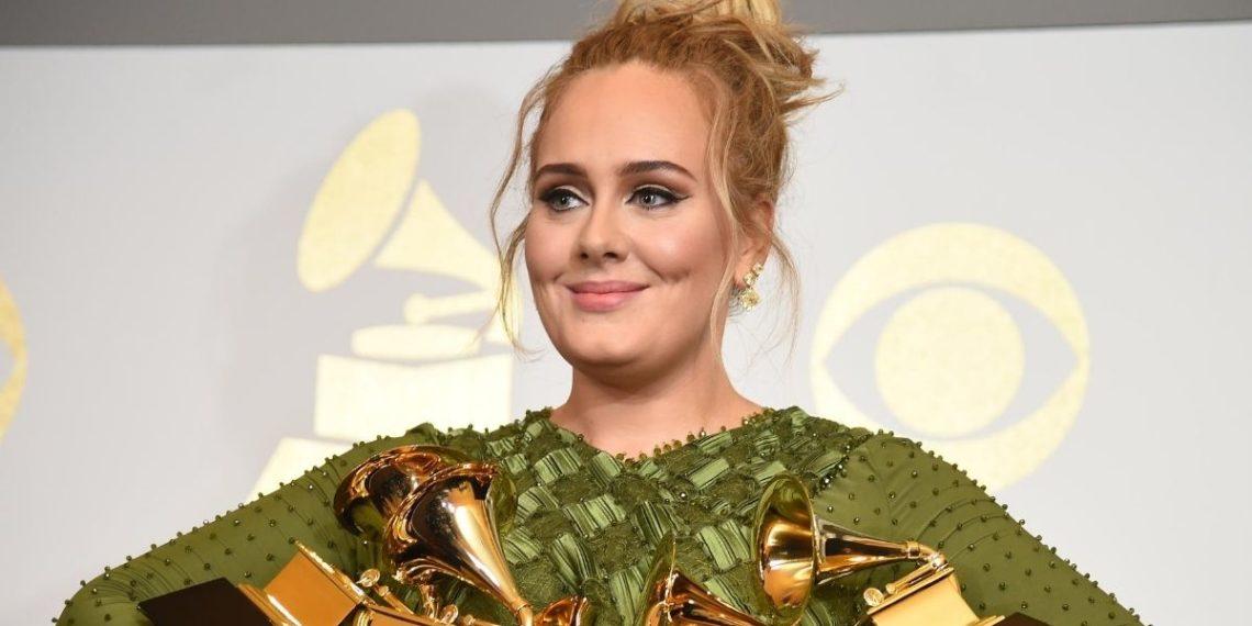 Adele look Beyoncé
