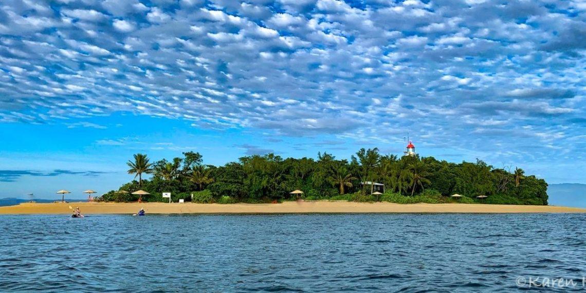isla paradisíaca Low Isles en Australia