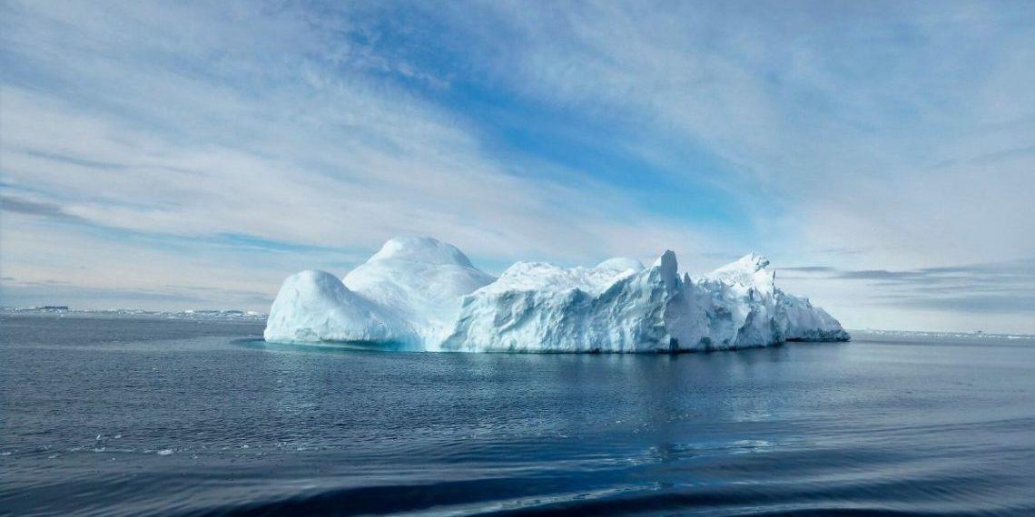 Deshielo en la Antártida y Groenlandia
