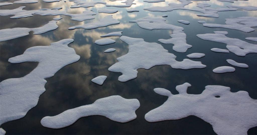 el Ártico se podría quedar sin hielo