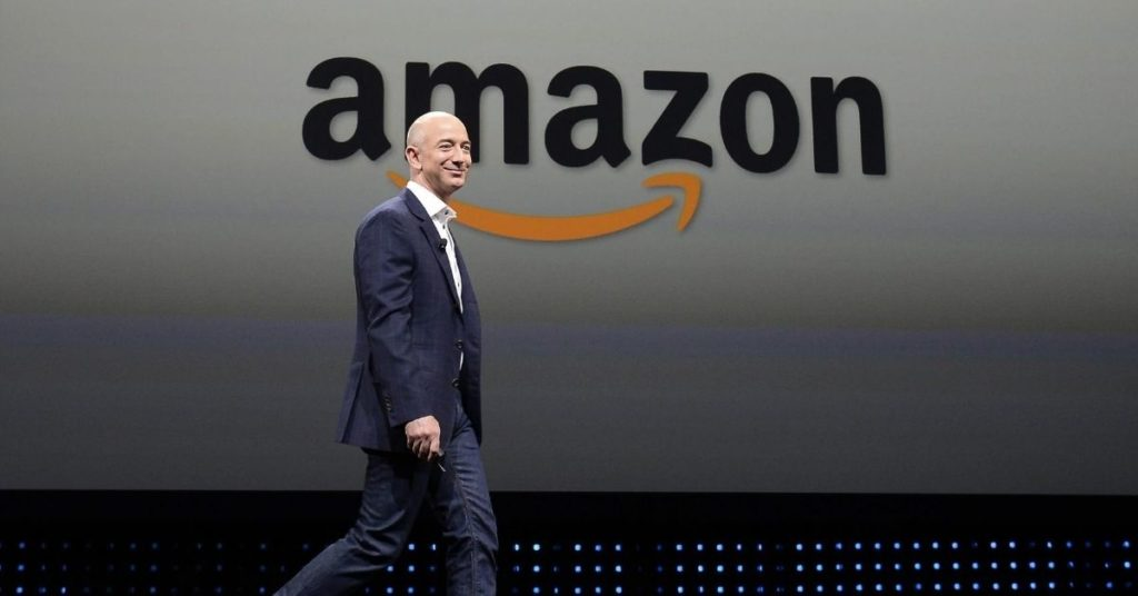 Jeff Bezos lista Forbes