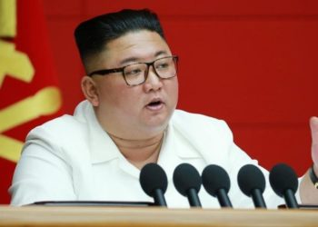 Salud de Kim Jong Un