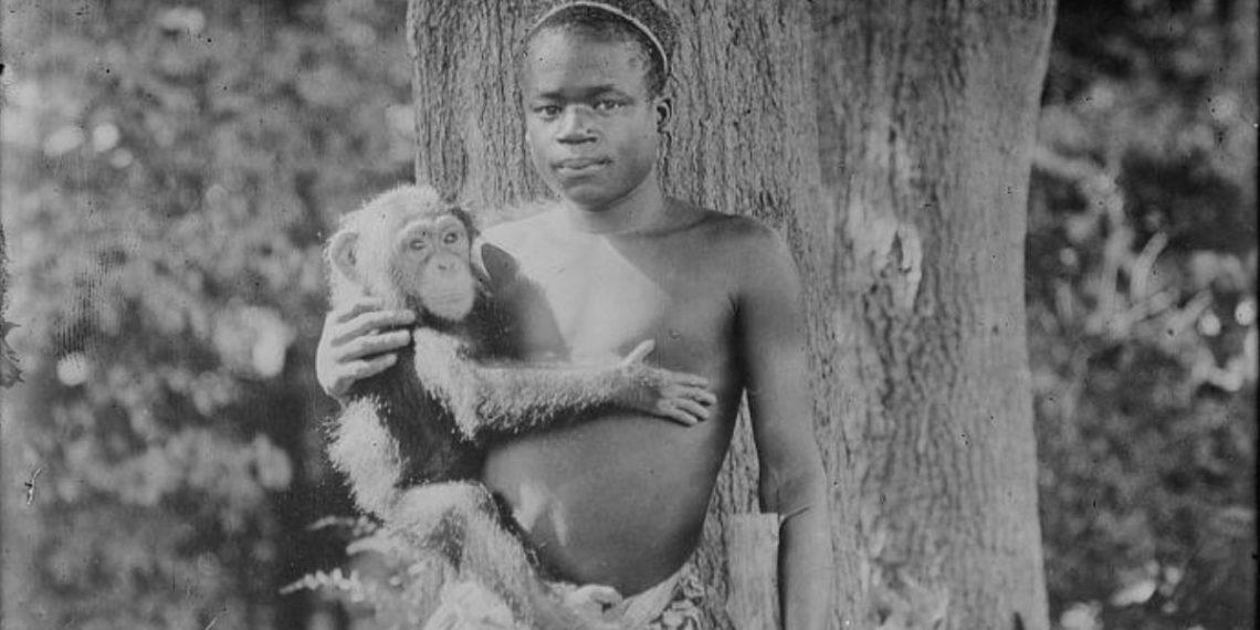 Ota Benga, racismo en Estados Unidos