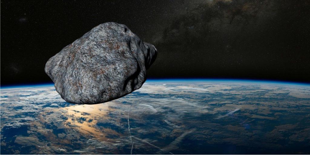 Los meteoritos
