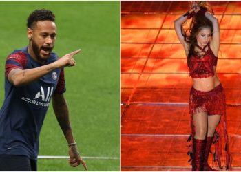Neymar Shakira