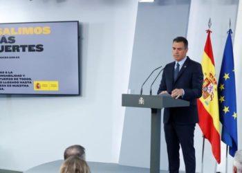 España y COVID-19