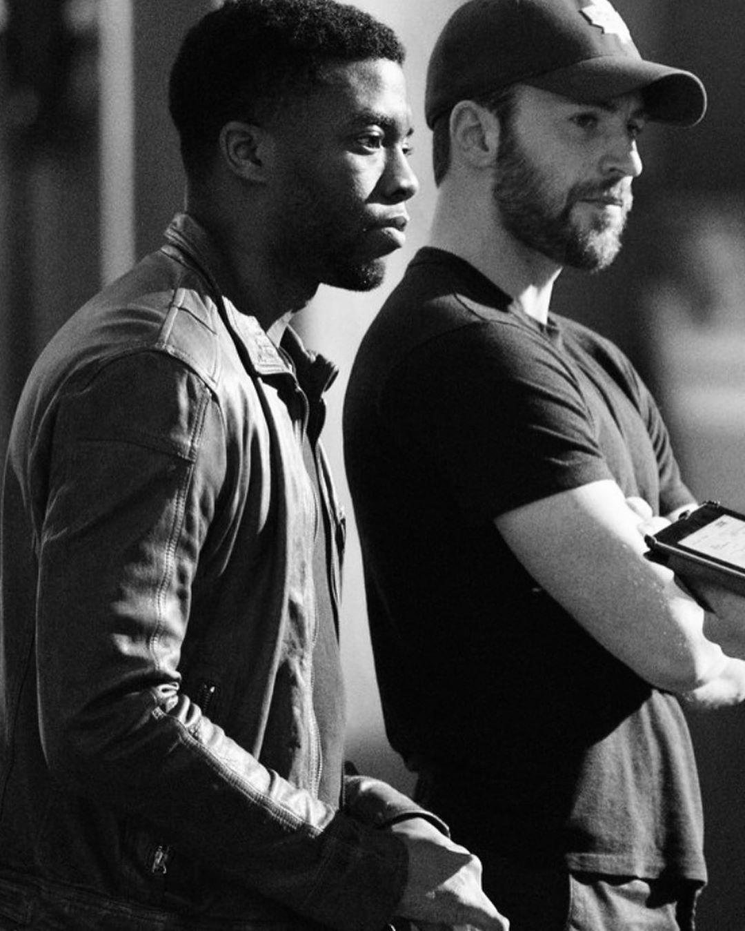 Conmovedores mensajes del elenco de 'Avengers' por fallecimiento de Chadwick