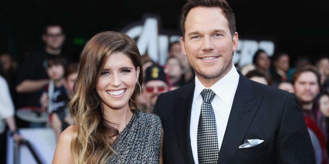 Chris Pratt y Katherine Schwarzenegger se convierten en padres
