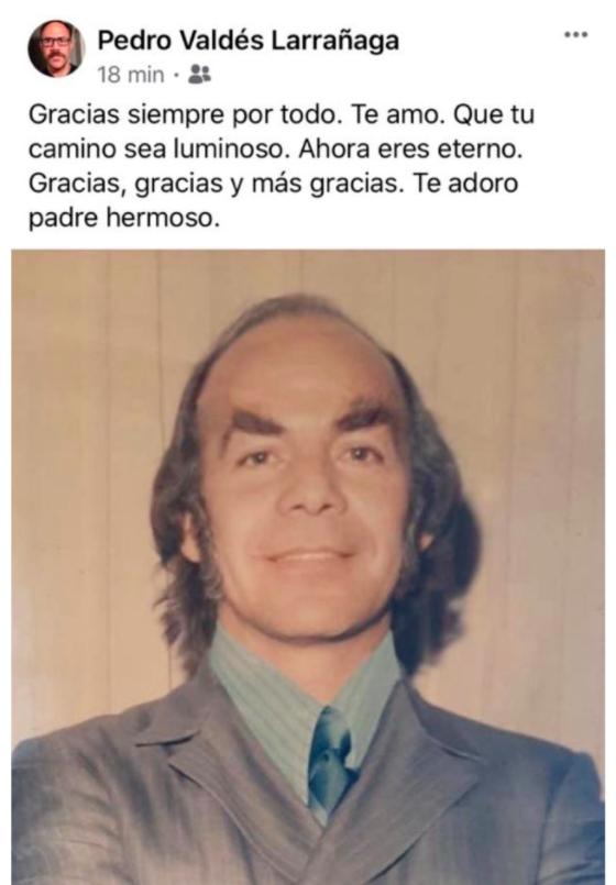 Muerte de Manuel Valdés