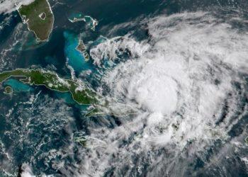Cómo se forman huracanes