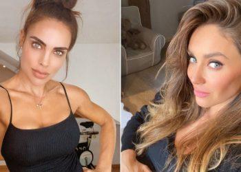 Sara Corrales y Anahí