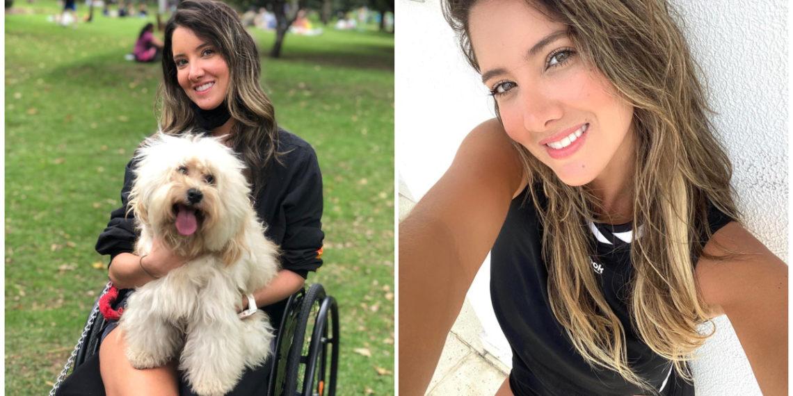 Rehabilitación de Daniella Álvarez