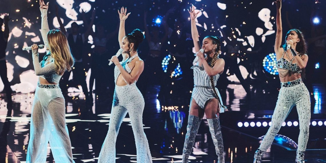 Danna Paola, Natti Natasha y Greeicy hacen homenaje a Selena