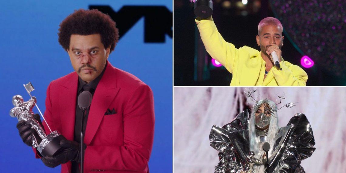 ganadores de los MTV