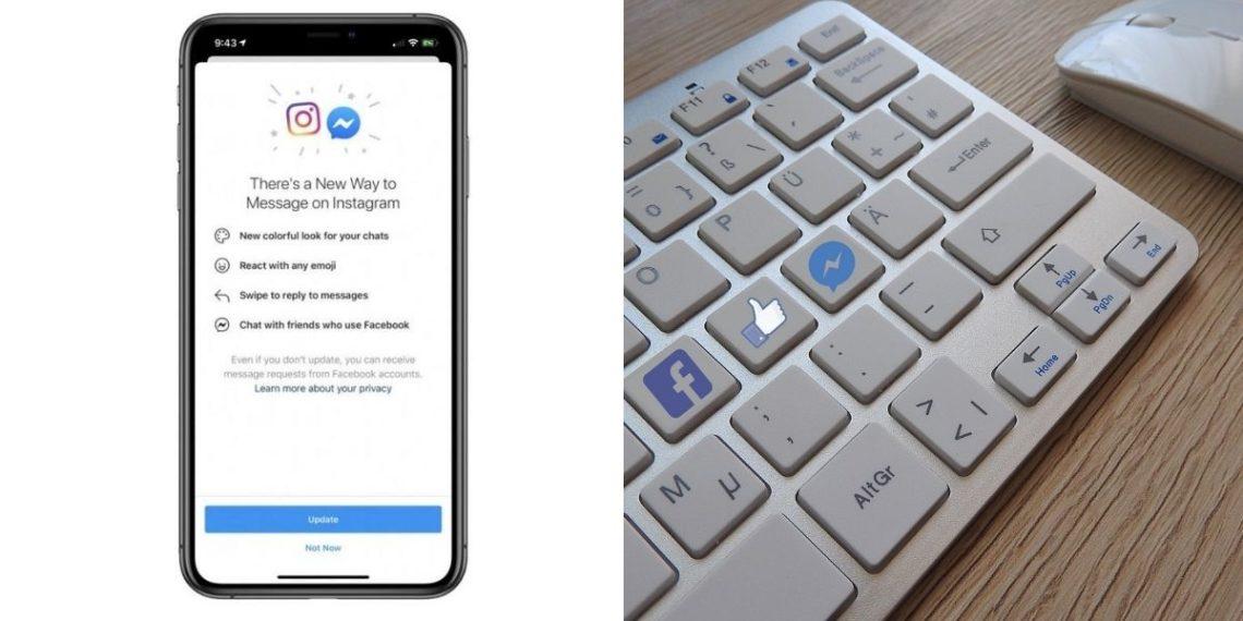 Actualización Instagram y fusión con Facebook