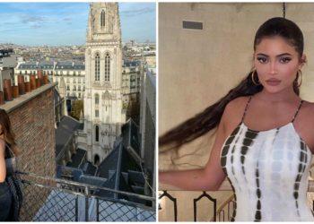 Kylie Jenner deslumbra junto a misterioso hombre que despertó sospechas de un romance