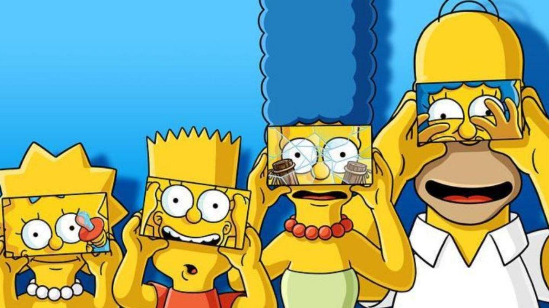 Los Simpson predicen el supuesto escape de Annabelle y el atentado a las torres gemelas