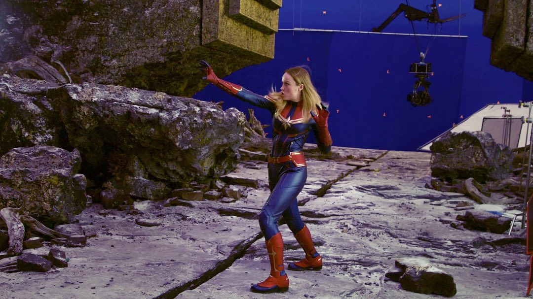actrices marvel