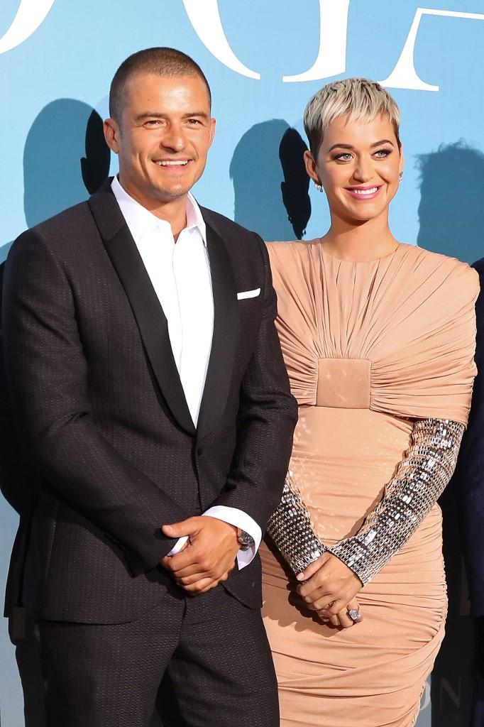 Matrimonios de famosos Katy Perry y Orlando Bloom
