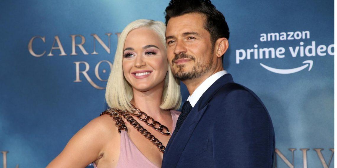 Katy Perry y Orlando Bloom anuncian el nacimiento de su hija