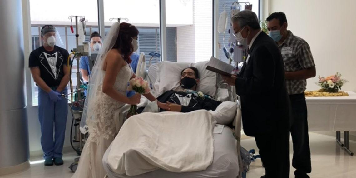 Captura del video publicado por el Methodist Hospital. Foto: Facebook/ Methodist Hospital