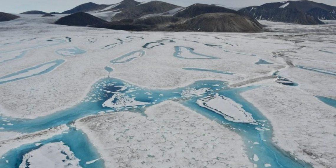 Plataforma de hielo Milne