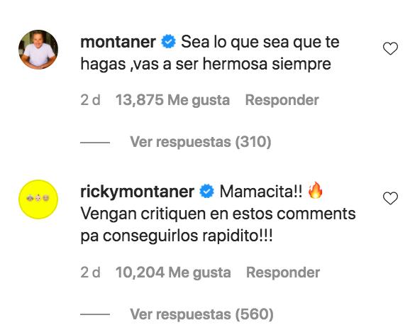 Ricardo y Ricky Montaner defienden a Evaluna
