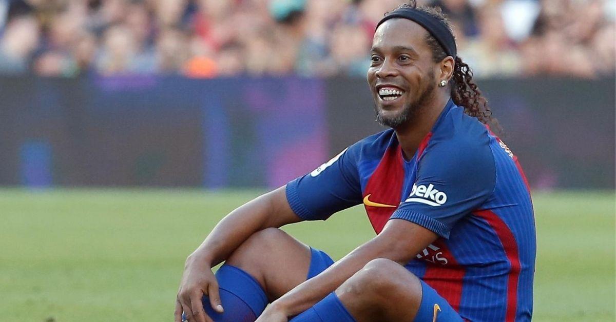 Película Ronaldinho