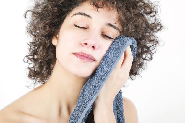 secar rostro