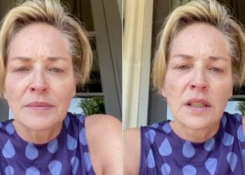 Sharon Stone relata lo que ha vivido su familia por el coronavirus