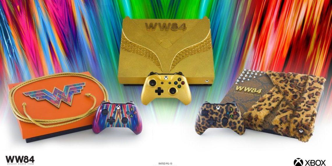 Wonder Woman 1984 Xbox