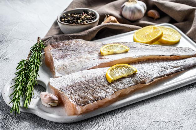 Cítricos para el pescado