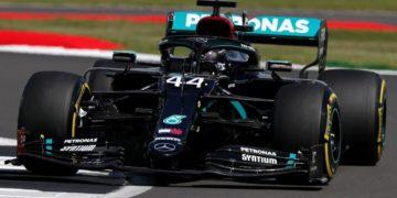 Sin sorpresas: Lewis Hamilton gana la pole en Silverstone