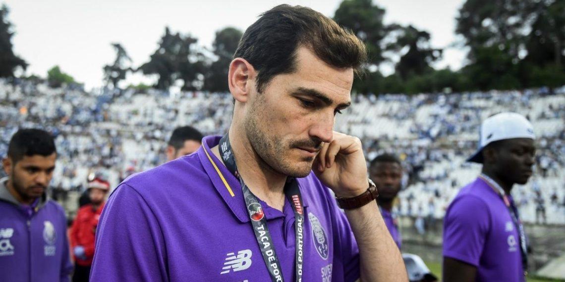 Se retira Iker Casillas: cinco momentos milagrosos del Santo