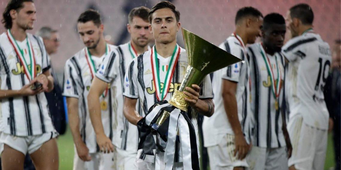 Paulo Dybala es nombrado el MVP de la Serie A de Italia