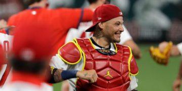 Yadier Molina es uno de los contagiados con COVID-19 en Cardinals