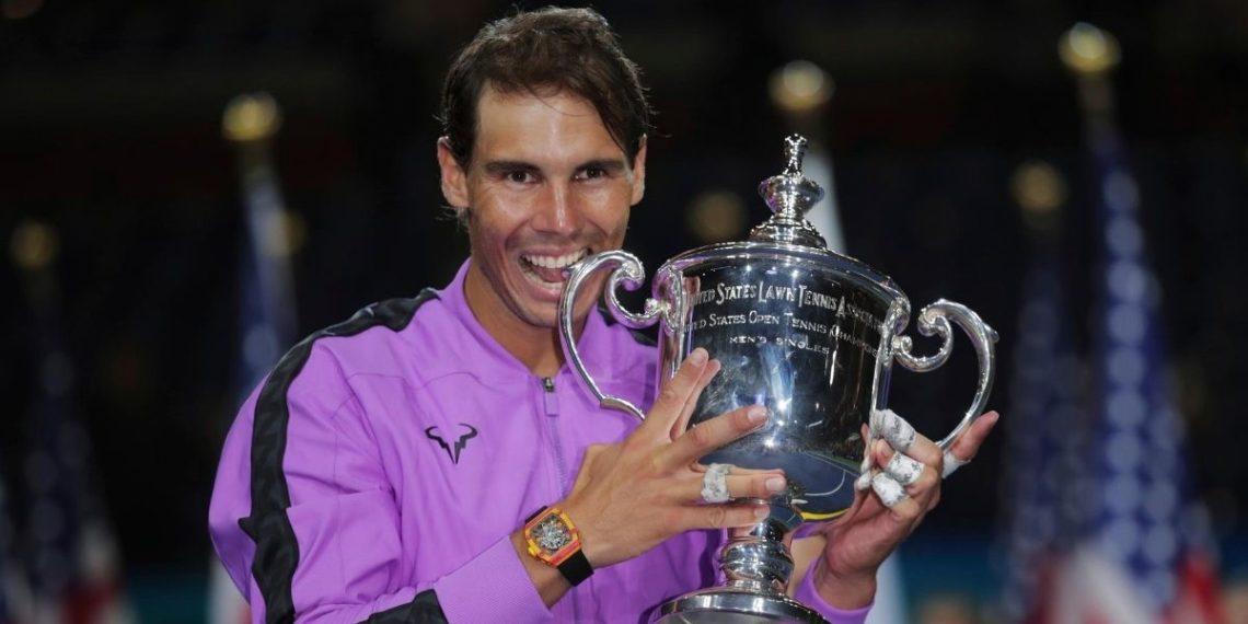 Rafa Nadal confirma su renuncia al US Open 2020
