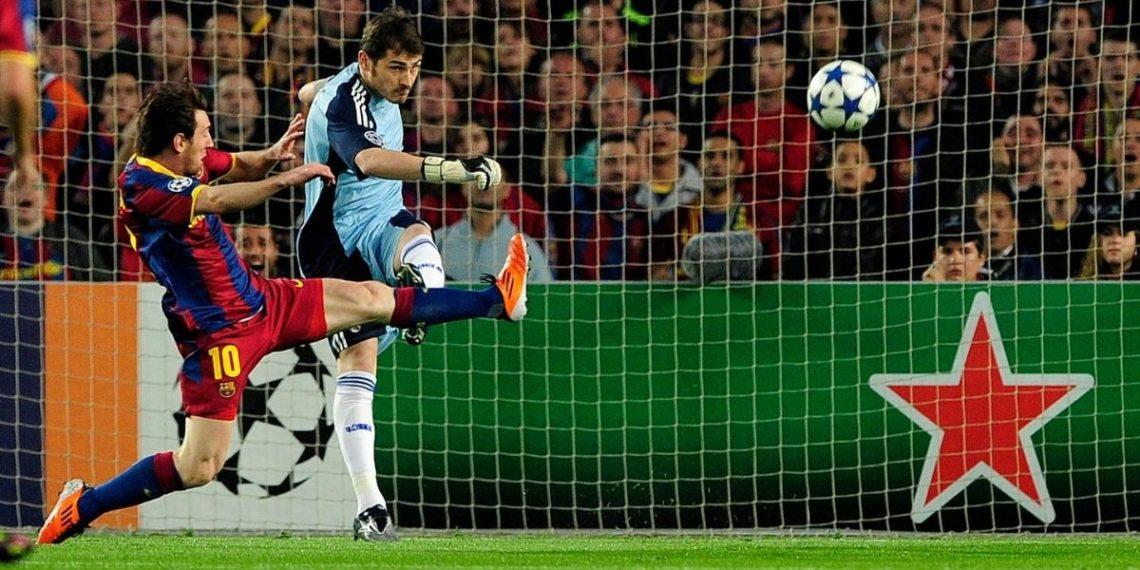 Messi a Iker Casillas: «Fue duro tenerte como oponente»