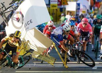 Caída en Vuelta a Polonia: Groenewegen, el ciclista que ocasionó el caos