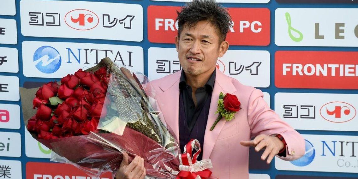 Kazuyoshi Miura: curiosidades del jugador del fútbol más viejo del mundo