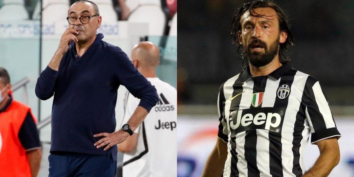 5 opciones de Juventus antes de nombrar a Pirlo sucesor de Maurizio Sarri