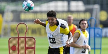 Dortmund a Manchester United: Sancho cuesta 120 millones de euros