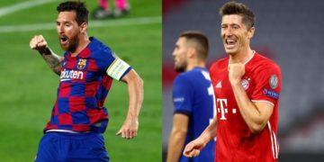 Robert Lewandowski es el «sucesor de Messi» como el mejor del mundo para Lothar Matthäus