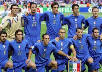 Pirlo como entrenador: los técnicos que dio la Italia campeona de 2006